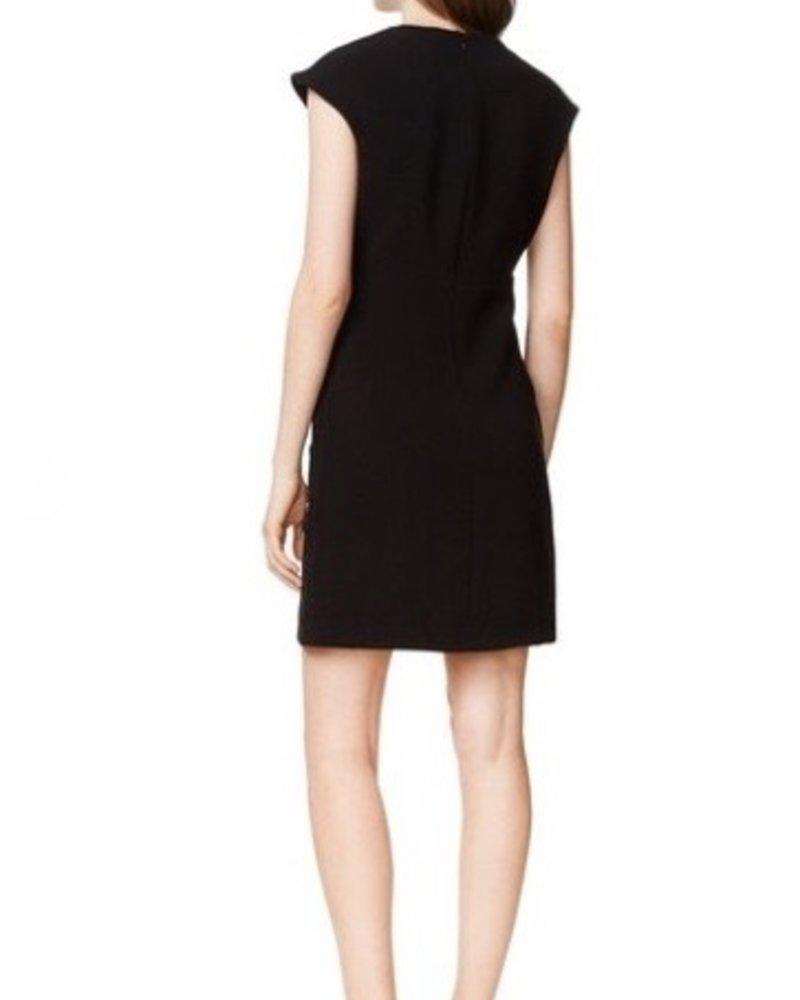 DESIGUAL BLACK BRENDAN DRESS