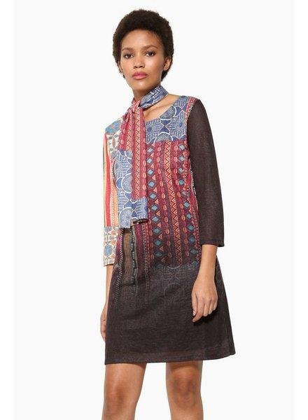DESIGUAL CALY MULTI DRESS