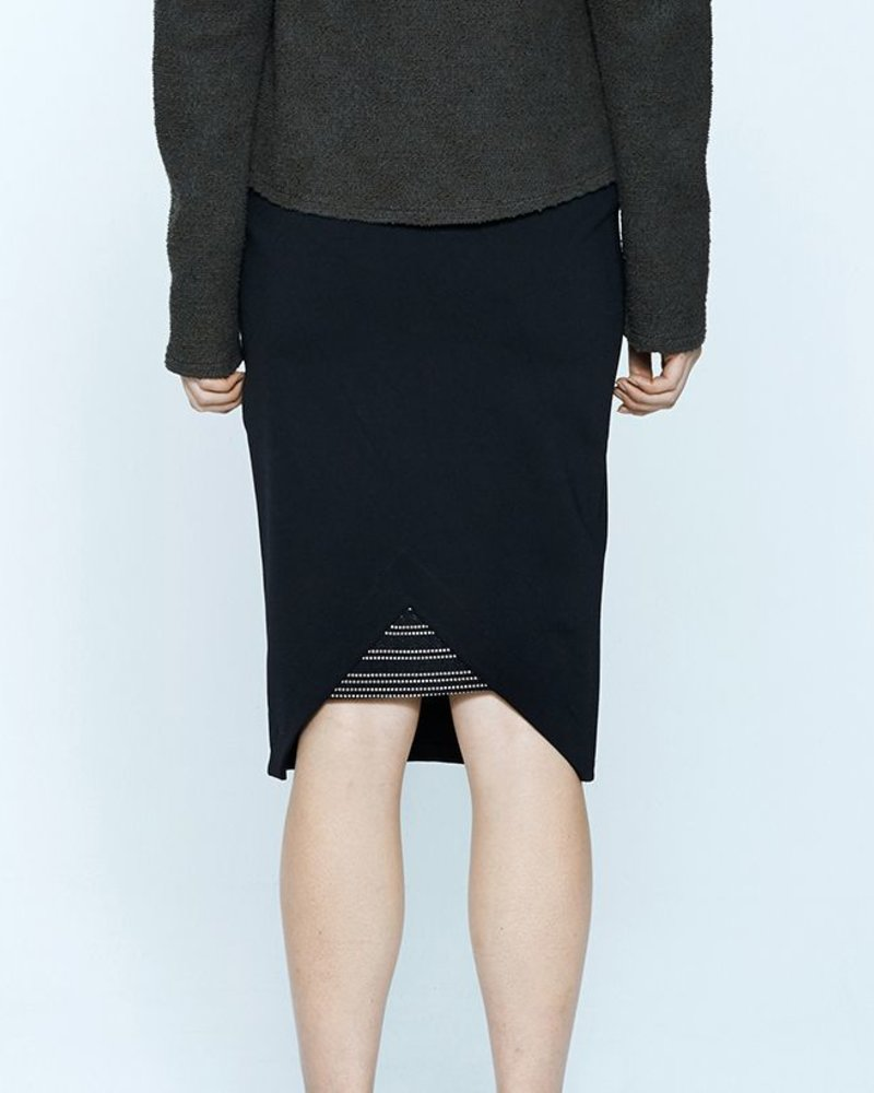 COKLUCH BLACK MARTINI SKIRT