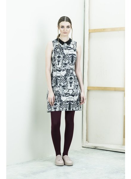 BODY BAG CONEY DRESS PARK PRINT DRESS
