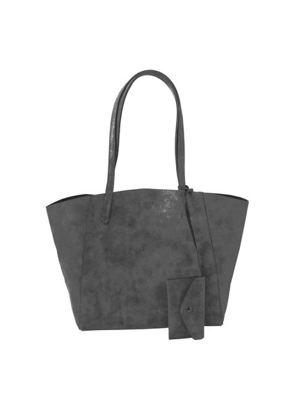 CARACOL HANDBAG 3 IN 1 BLACK