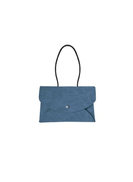 CARACOL BLUE GALA HAND BAG