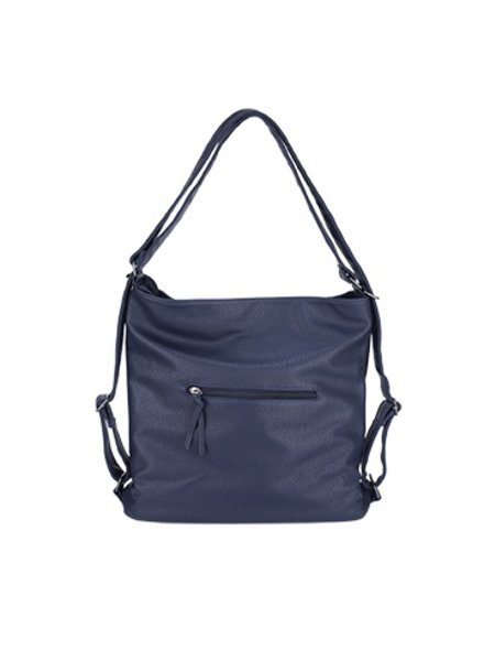CARACOL CONVERTIBLE HANDBAG BLUE BACKPACK