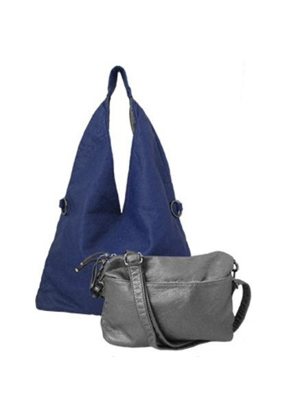CARACOL DUO BLEU BAG