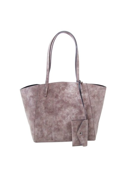 CARACOL HANDBAG 3 IN 1 TAUPE