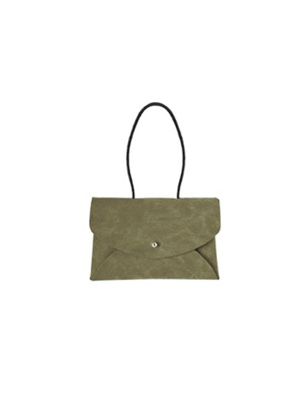 CARACOL HAND BAG GALA GREEN