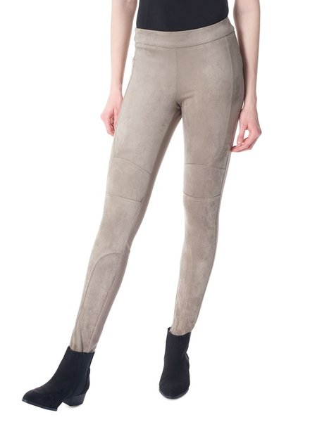 I LOVE TYLER MADISON TYLER MADISON DUO SUEDE/PDR SLIM CEMENT/BEIGE