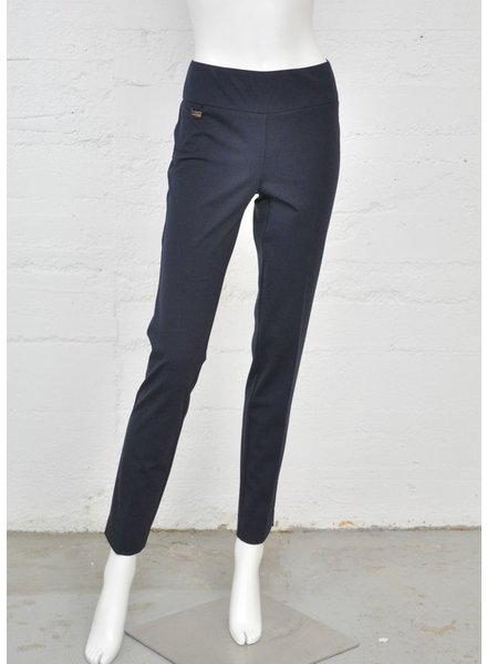 LISETTE PANTALON CORE KATHRYNE FABRIC 31'' SLIM PANT MIDNIGHT BLUE