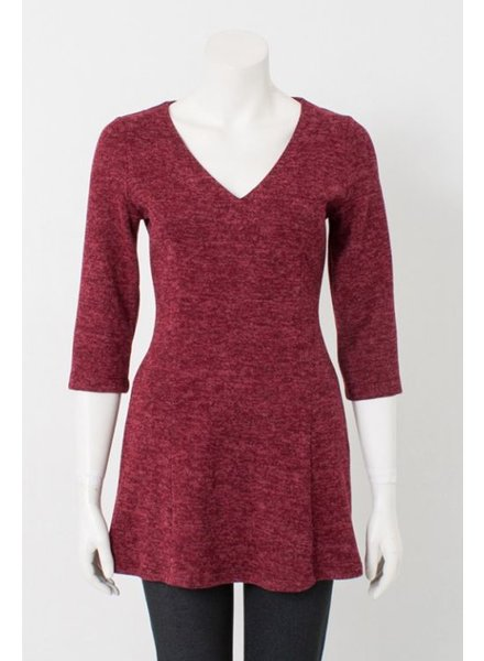 KARKASS TUNIC ALLURE RED