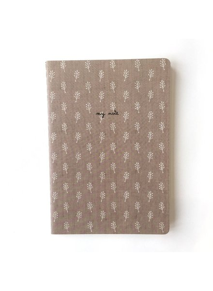 NOMADE NOTEBOOK 5'' X 8'' AUTUMN