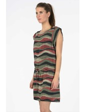 SKUNKFUNK SKUNKFUNK DRESS TILDE MULTI