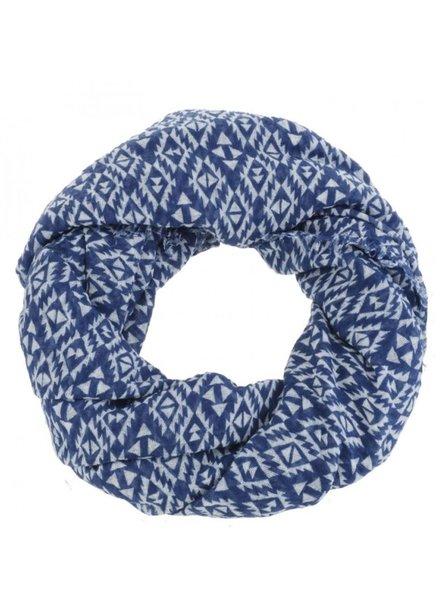CARACOL CARACOL SCARF LA GRANDE MOSQUÉE BLUE