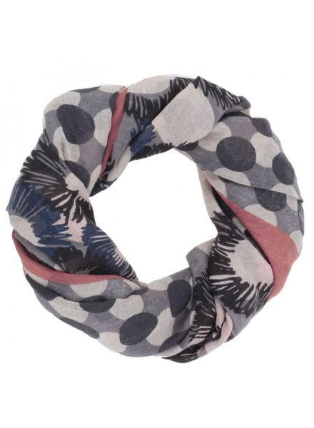 CARACOL CARACOL SCARF FESTIVAL PINK