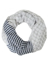 CARACOL CARACOL FOULARD MOSAIQUE DOT