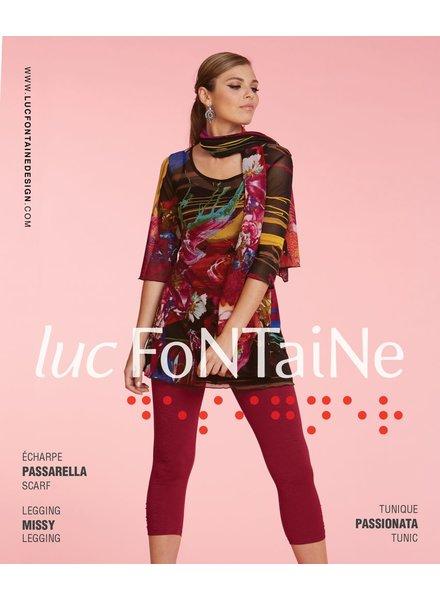 LUC FONTAINE LUC FONTAINE TUNIC PASSIONATA