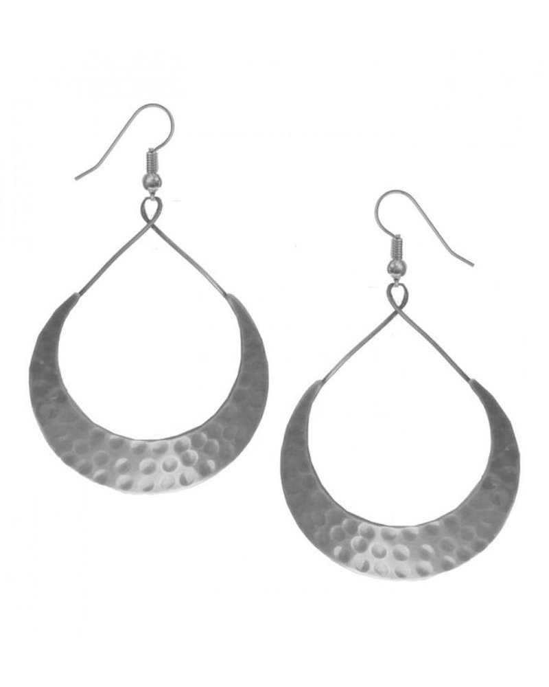 CARACOL CARACOL EARRINGS RINGS SILVER
