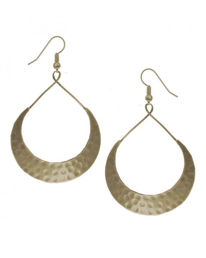 CARACOL CARACOL EARRINGS RINGS GOLD