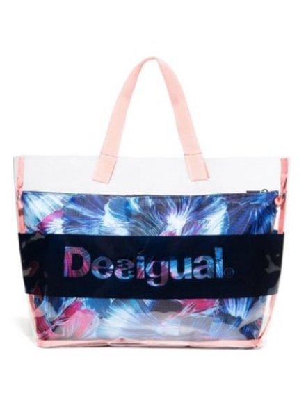DESIGUAL DESIGUAL BEACH BAG ATLANTIS