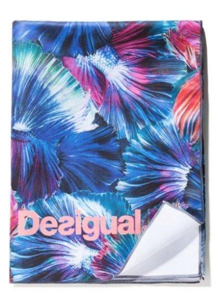 DESIGUAL DESIGUAL TOWEL ATLANTIS