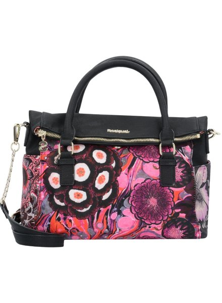 DESIGUAL DESIGUAL BAG BORA BORA LOVERTY FUCHSIA