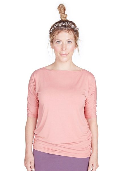 MOOV MOOV TOP BETTINA PETAL/PINK