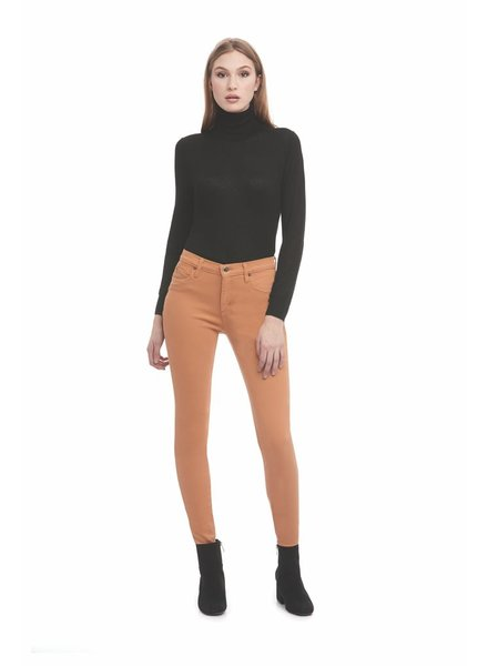 YOGA JEANS YOGA JEANS CLASSIC RISE SKINNY PACANE PC