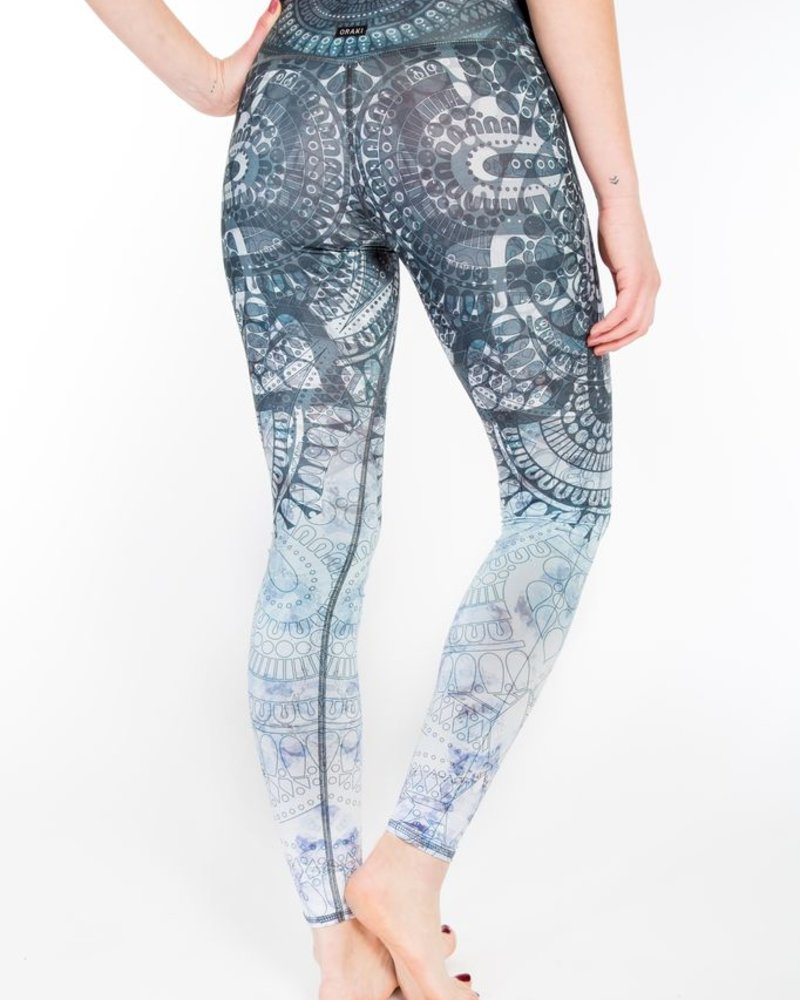 ORAKI ORAKI LEGGINGS EXHALE