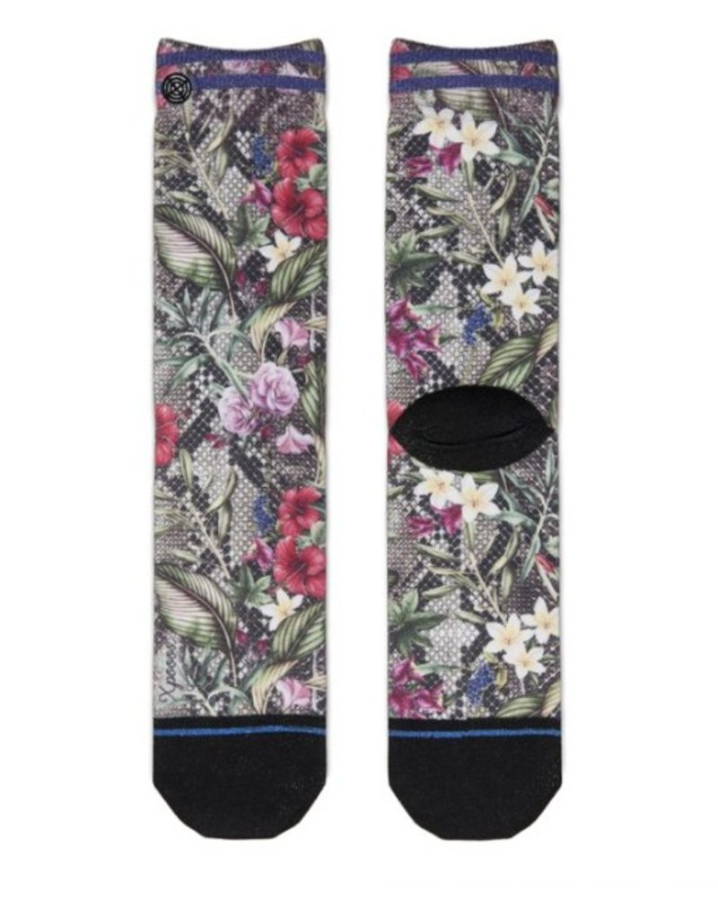 XPOOOS XPOOOS CHAUSSETTE OASIS MULTI