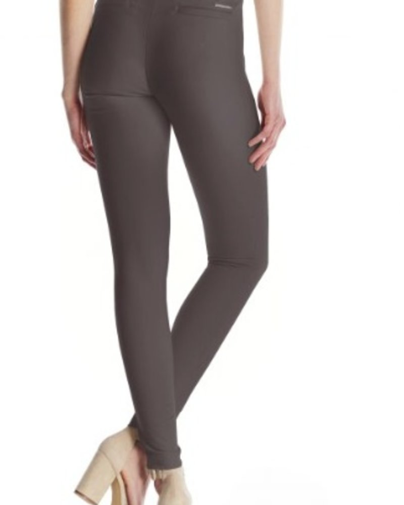 I LOVE TYLER MADISON TYLER MADISON PANTALON BASIC 30IN CAVALLI TWILL GRAPHITE