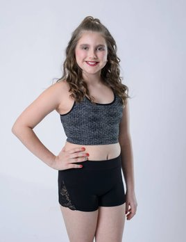 OSFA SHORT SIDE LACE YOUTH