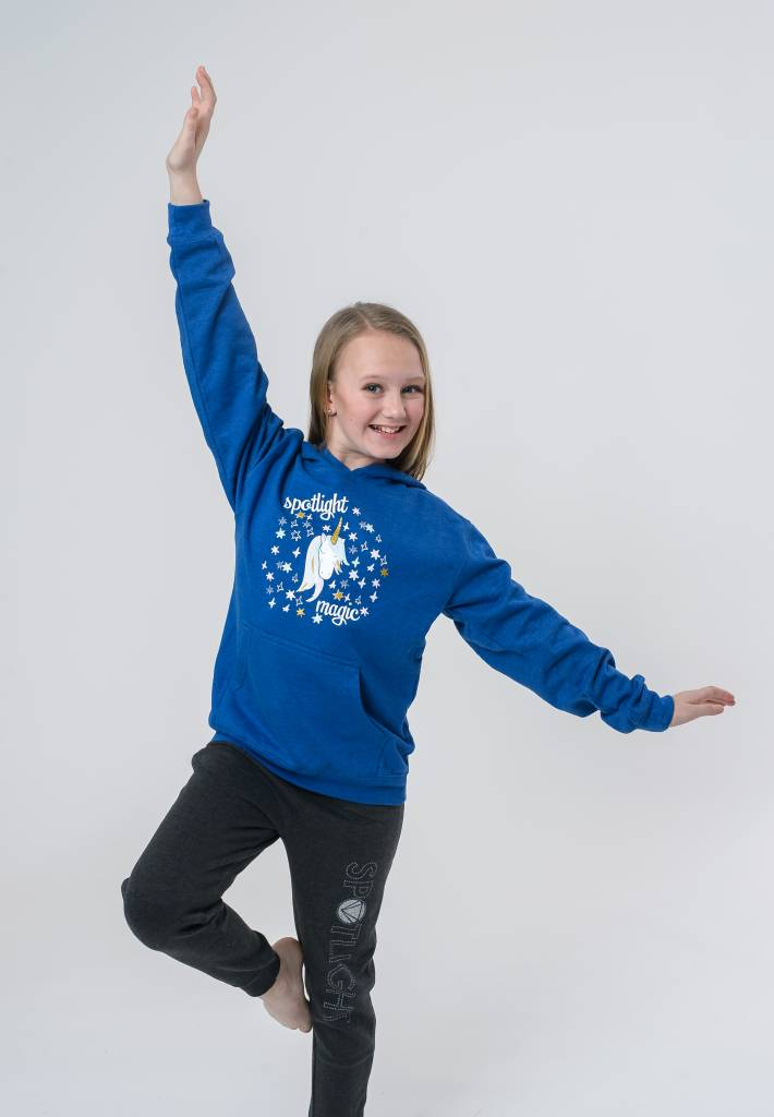 SWEATSHIRTS SPOTLIGHT MAGIC YOUTH