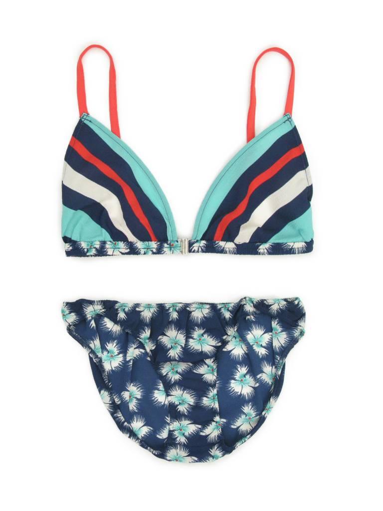 Only Hearts Ukelele Bralette and Bikini Set