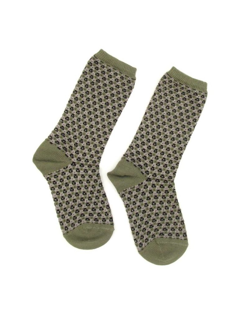 Falke Jacquard Ankle Socks