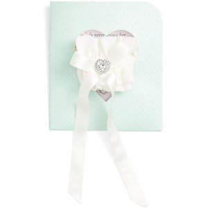 Only Hearts Crystal Heart Garter
