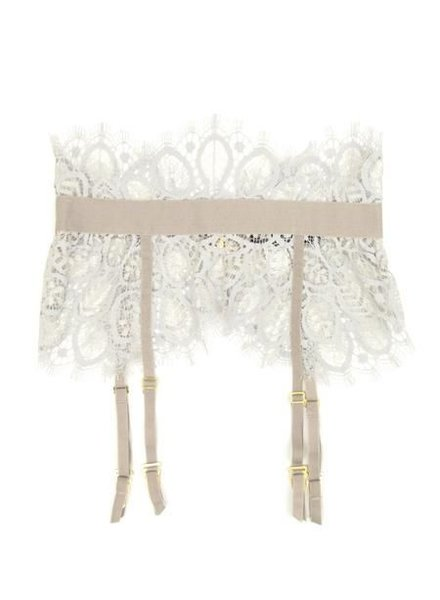 Skivvies by For Love and Lemons Juliette Garter Belt