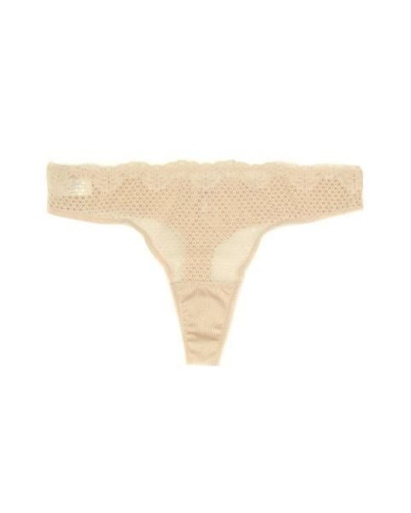 Timpa Duet Lace Thong