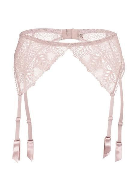 Else Ivy Lace Garter Belt