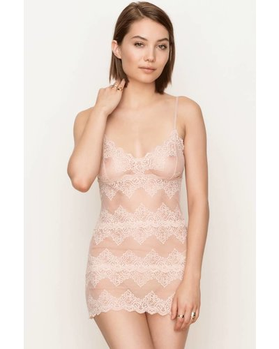 Only Hearts So Fine Lace Chemette