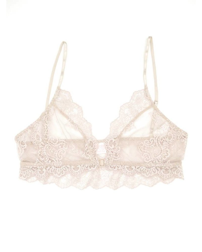 Only Hearts So Fine All-Lace Bralette