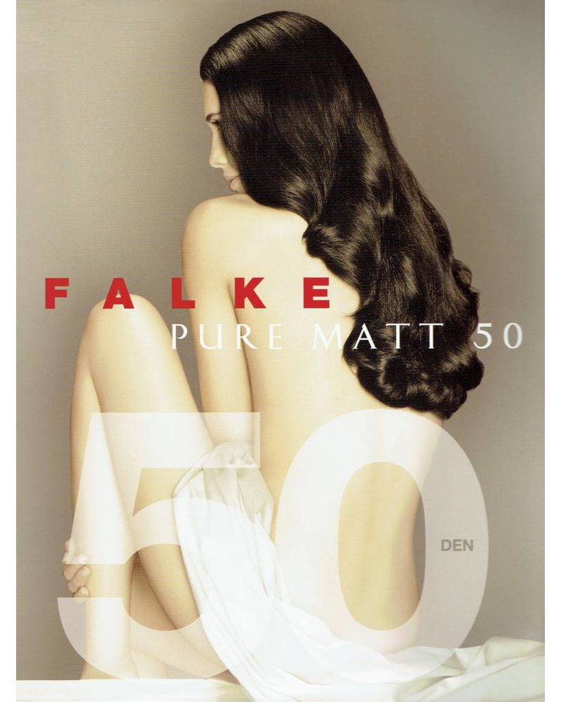 Falke Pure Matte 50 Tights