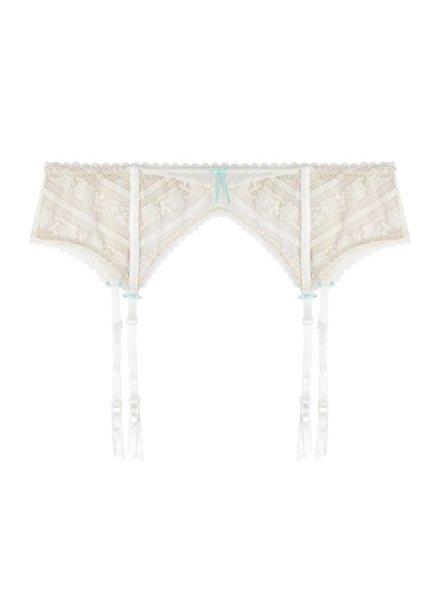 Heidi Klum Intimates Paradise Promises Suspender Belt