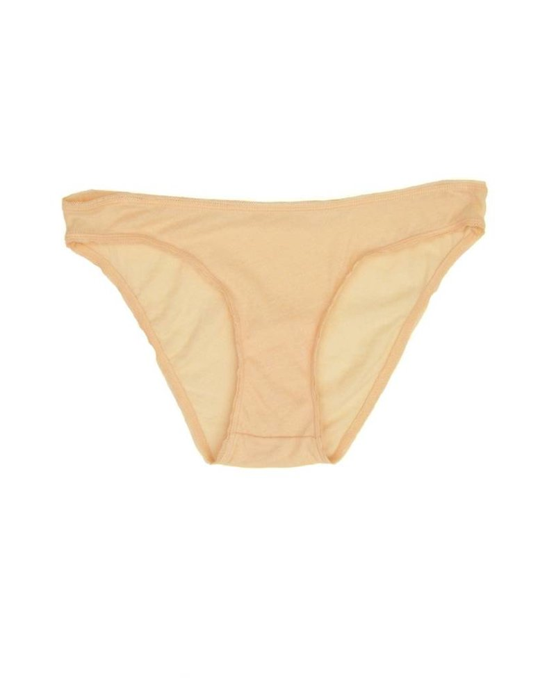 Skin Organic Cotton/Mesh Bikini