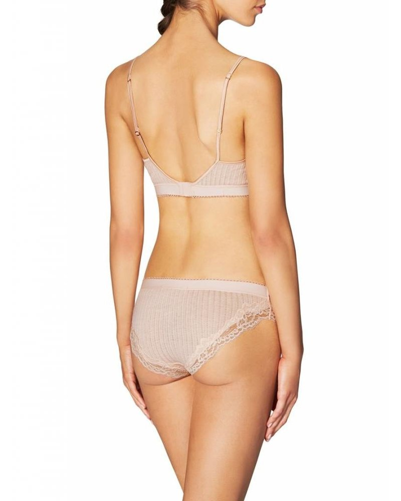 Stella McCartney Lily Blushing Soft Cup Bra