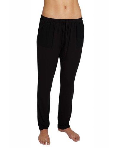 Eberjey Purdy Drawstring Slim Pant