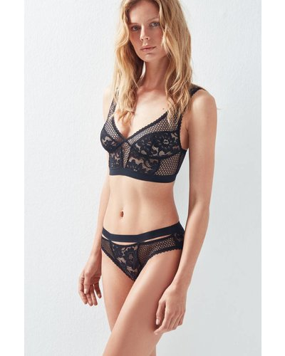 Else Petunia High-Apex Soft Cup Longline Bra