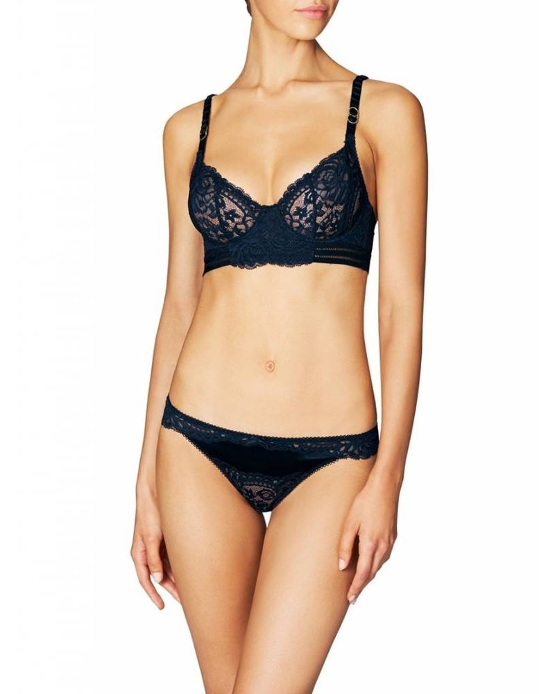 Stella McCartney Isabel Floating Underwire Longline