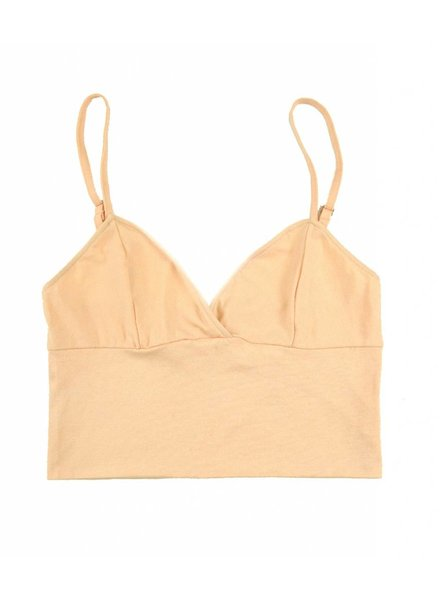 Only Hearts So Fine Longline Bralette