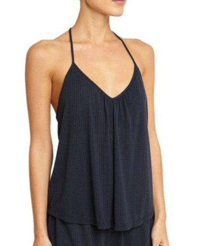 Eberjey Baxter T-back Cami w/ Shelf Bra