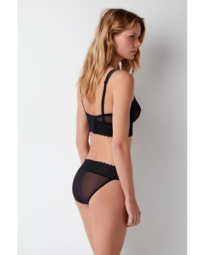 Else Lattice Bikini Brief