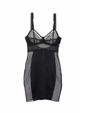 Else Lattice U/W Balcony Chemise